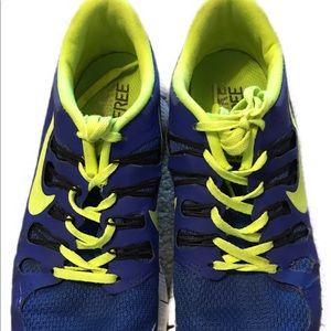 NIKE FREE 5.0 TRAINER Sneaker Running shoe Nike 8
